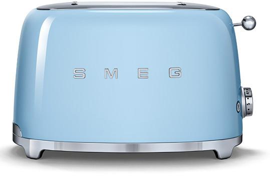 Pastel Blue Smeg 2 Slice Toaster